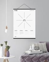 Подарок Планки для интерактивного постера 1dea.me 'Dream&Do Dream Board'