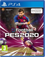 игра eFootball PES 2020  PS4  - русская версия
