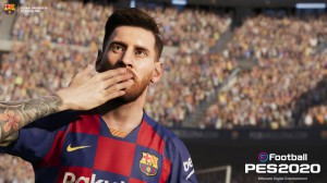 скриншот eFootball PES 2020  PS4  - русская версия #6