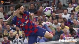 скриншот eFootball PES 2020  PS4  - русская версия #2
