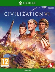 игра Sid Meier's Civilization 6 Xbox One  - русская версия