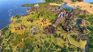 скриншот Sid Meier's Civilization 6 PS4 - русские субтитры #8