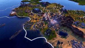 скриншот Sid Meier's Civilization 6 PS4 - русские субтитры #2