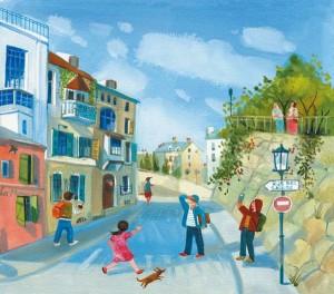 фото страниц Мандрівки з Чарівним Атласом: Париж #8