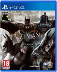 игра Batman Arkham Collection Steelbook Edition PS4 - русские субтитры