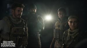 скриншот  Ключ для Call of Duty: Modern Warfare 2019 - RU #4