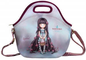 Сумка детская YES 'Santoro Rosebud'  K-28 (557622)