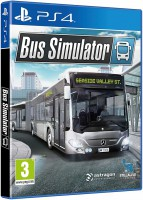 игра Bus Simulator  PS4 - Русские субтитры