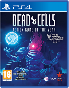 игра Dead Cells Action Game of the Year  PS4 - Русские субтитры