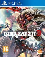 игра God Eater 3 PS4 - Русские субтитры