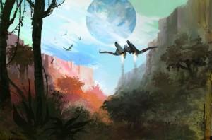 скриншот No Mans Sky Beyond PS4 - Русская версия #2