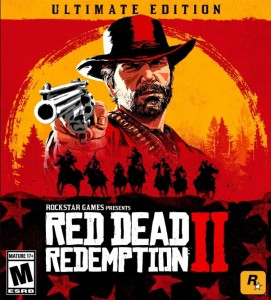 Игра Ключ для Red Dead Redemption 2 Ultimate Edition - RU