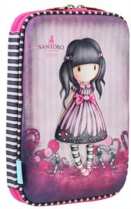 Подарок Пенал твердый 3D Yes 'Santoro Candy' HP-08 (532671)