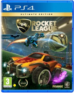 игра Rocket League Ultimate Edition PS4 - Русские субтитры