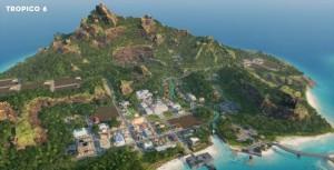 скриншот Tropico 6 El Prez Edition PS4 -  Русские субтитры #2
