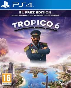 игра Tropico 6 El Prez Edition PS4 -  Русские субтитры