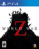 игра World War Z  PS4 -  Русские субтитры