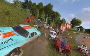 скриншот Wreckfest  PS4 -  Русские субтитры #5