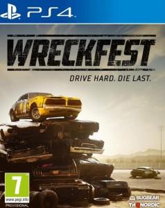 игра Wreckfest  PS4 -  Русские субтитры