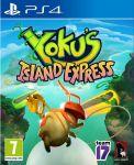 игра Yokus Island Express  PS4 -  Русские субтитры