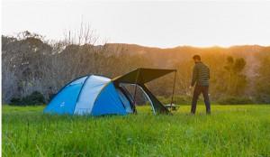 фото Палатка туристическая Naturehike Knight 3+UPF50 190T polyester (NH19G001-Y) #12