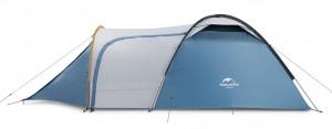 фото Палатка туристическая Naturehike Knight 3+UPF50 190T polyester (NH19G001-Y) #6