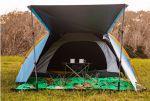 фото Палатка туристическая Naturehike Knight 3+UPF50 190T polyester (NH19G001-Y) #7