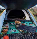 фото Палатка туристическая Naturehike Knight 3+UPF50 190T polyester (NH19G001-Y) #9