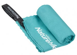 фото Полотенце Naturehike MJ01 Ultralight 80 х 40 lake green (NH19Y001-J) #3