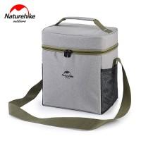 Изотермическая сумка Naturehike L 23x17x28 см Light Grey (NH17B001-B)