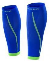 Компрессионные гетры NatureHike Running leg protector L blue (NH17H003-M)