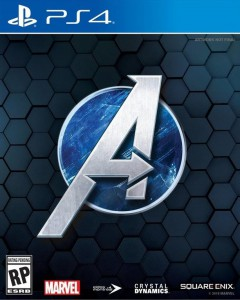 игра Marvel's Avengers PS4 - русская версия