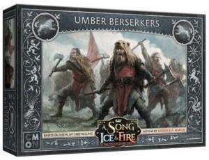 Настольная игра Hobby World 'Песнь Льда и Огня:Берсерки Амберов ' (SIF1103)