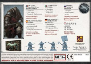 фото Настольная игра Hobby World 'Песнь Льда и Огня:Боевые топоры Амберов ' (SIF1104) #6