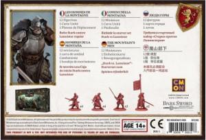 фото Настольная игра Hobby World 'Песнь Льда и Огня:Люди горы '(SIF1203) #2