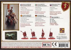 фото Настольная игра Hobby World 'Песнь Льда и Огня:Набор 'Рыцари Кастерли Рок' (SIF1205) #2