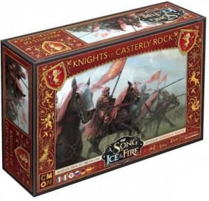 Настольная игра Hobby World 'Песнь Льда и Огня:Набор 'Рыцари Кастерли Рок' (SIF1205)