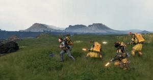 скриншот Death Stranding PS4 - русская версия #20