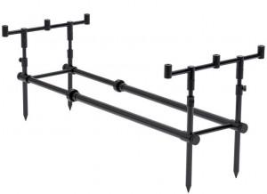Подставка для удилища DAM Mad Black Block Alu Rod Pod для 3 удилищ (56747)