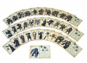 фото Настольная игра Интаглиф 'Бестиарий Сигиллума' Коллекционное издание (на русском) (230124) #7