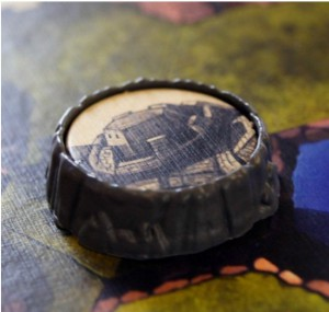 фото Настольная игра Интаглиф 'Бестиарий Сигиллума' Коллекционное издание (на русском) (230124) #8