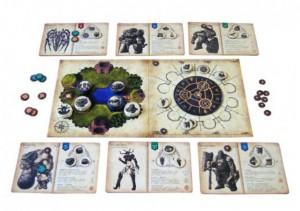 фото Настольная игра Интаглиф 'Бестиарий Сигиллума' Коллекционное издание (на русском) (230124) #6