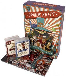 фото Настольная игра Muravey Games 'Оранж Квест:  в погоне за Конфетным Джо' (3 издание) (218445) #2