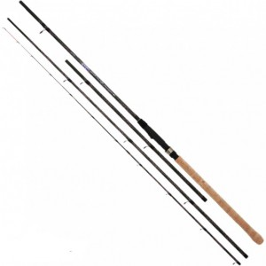Фидер Mikado Ultraviolet Twinfeeder 3.30-3.90м 110гр (WA298-33/39)