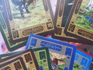 фото страниц Колода карт 'Таро Алфавит' (78 карт с инструкцией) #4
