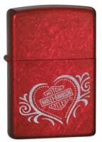 Зажигалка Zippo 'H-D Heart' (21079)