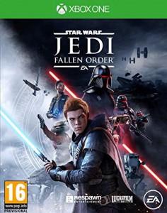 игра Star Wars Jedi: Fallen Order Xbox One - Звёздные Войны Джедаи: Павший Орден - русская версия