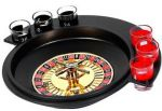 Подарок Настольная игра Duke 'Маленькая алкогольная рулетка для взрослых' (S10R)