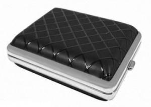 Подарок Портсигар Alkazar на 16 сигарет Черный (340021-60)