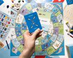 фото Настольная игра Манн, Иванов и Фербер 'Плавали, знаем! 'Познавательная настольная игра для влюбленных в море (4631142911945) #4